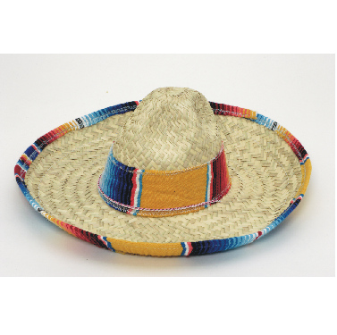 Childs Sombrero w/ Serape Band